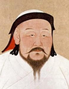 Münzanstalt des Großkhans Kublai Khan