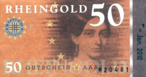 50er Rheingold - Clara Schumann